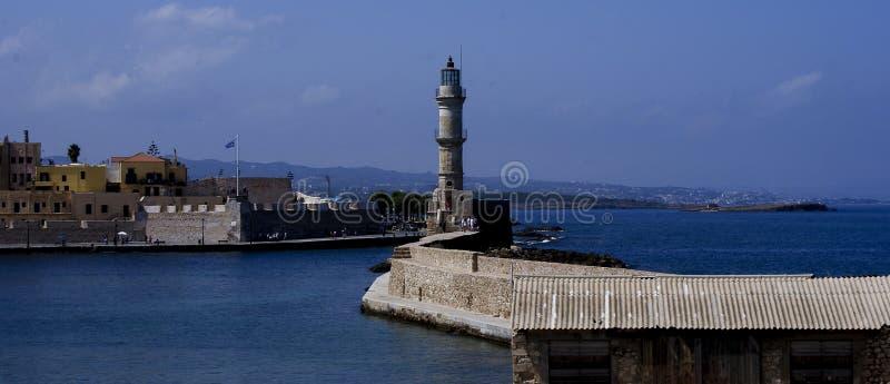 Chania, Crète, Grèce images libres de droits