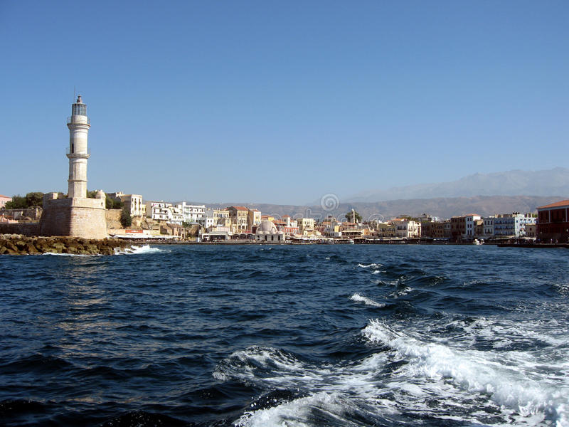 Download Chania Crete stock photo. Image of home, greece, residential - 18265258