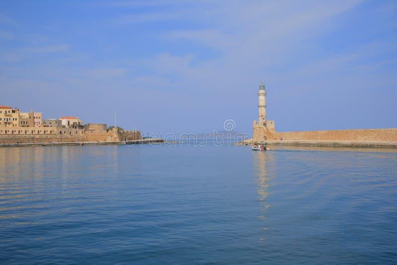chania Crete zdjęcie royalty free
