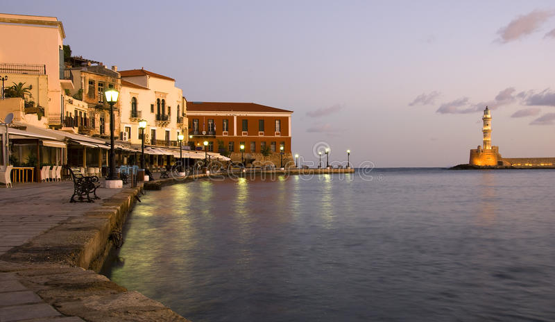 Download Chania Town In Crete, Greece Royalty Free Stock Photo - Image: 11403025