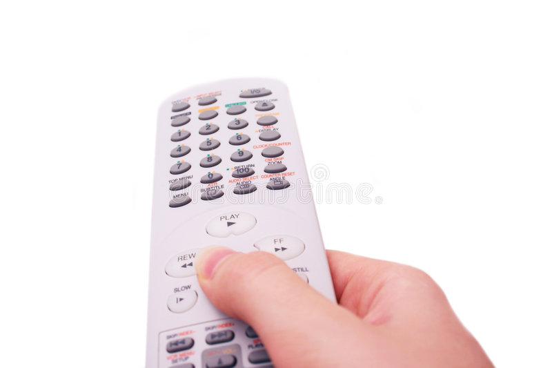 Download Channel Surfing 2 stock image. Image of daytime, controller - 118633