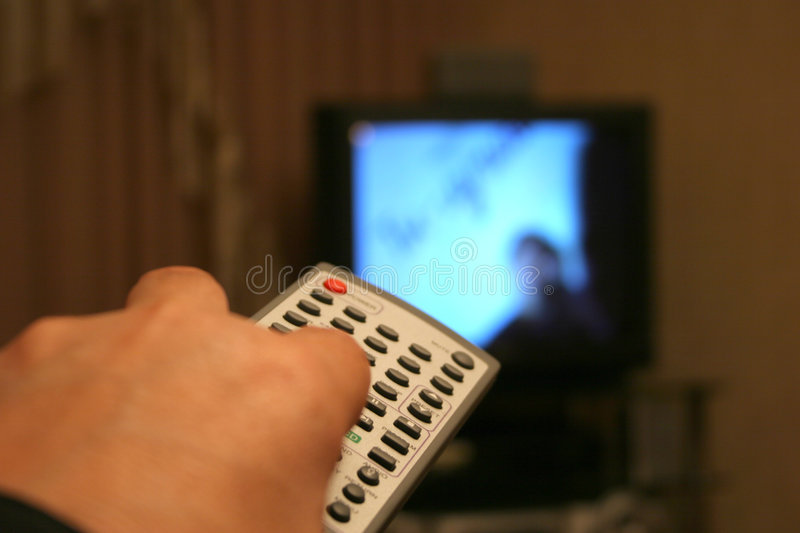 Download Channel Surfing Royalty Free Stock Images - Image: 496679