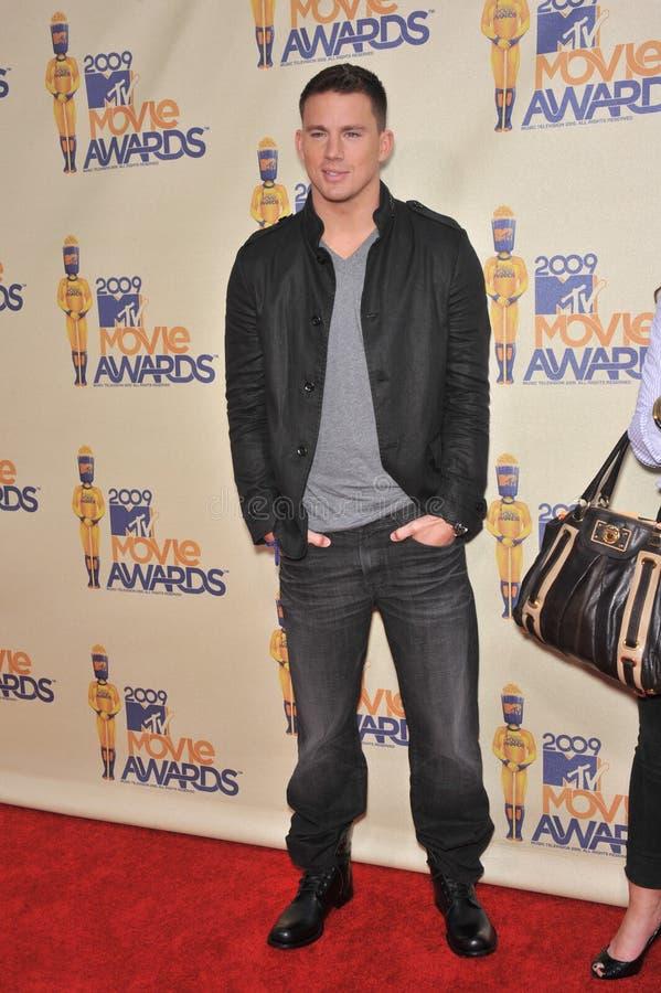 Channing Tatum royalty free stock photos