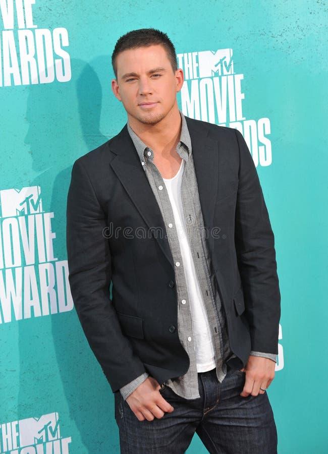 Channing Tatum royalty free stock photography