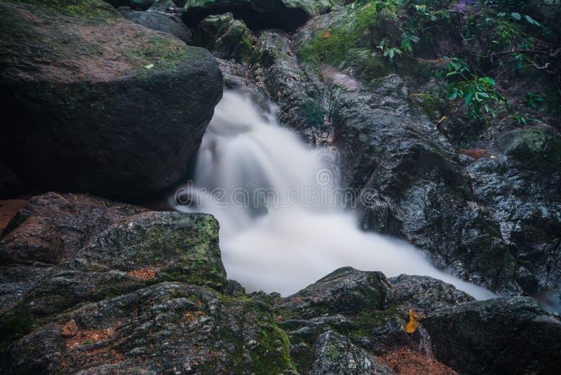 Chanta toen waterval stock afbeelding