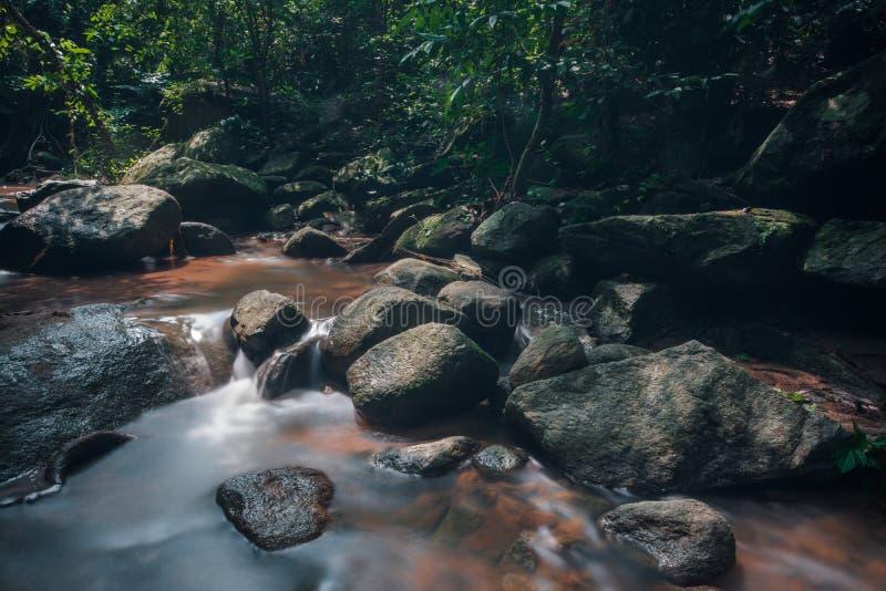 Chanta toen waterval royalty-vrije stock fotografie