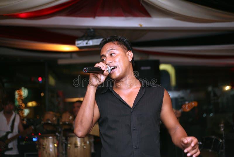 Chanteur Yohanes Jefri images stock