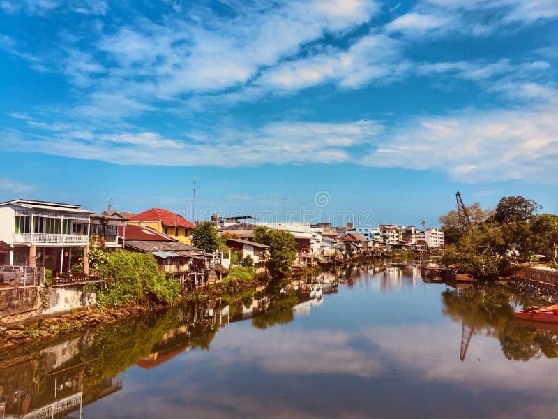 Chanthaburi stellen, Thailand zur Verfügung lizenzfreies stockbild