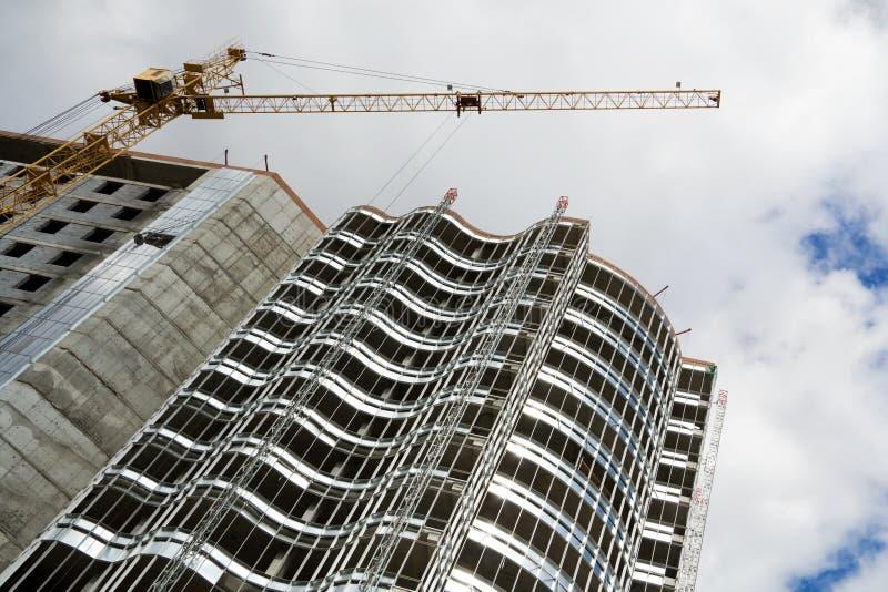 Chantier de construction. images libres de droits