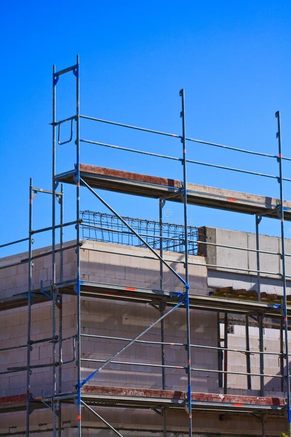 Chantier de construction 2 photo libre de droits