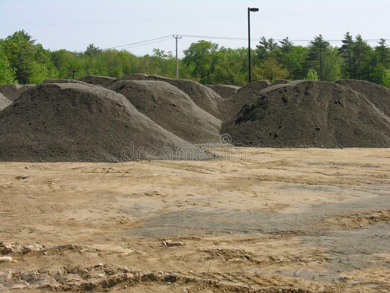 Chantier de construction. image stock