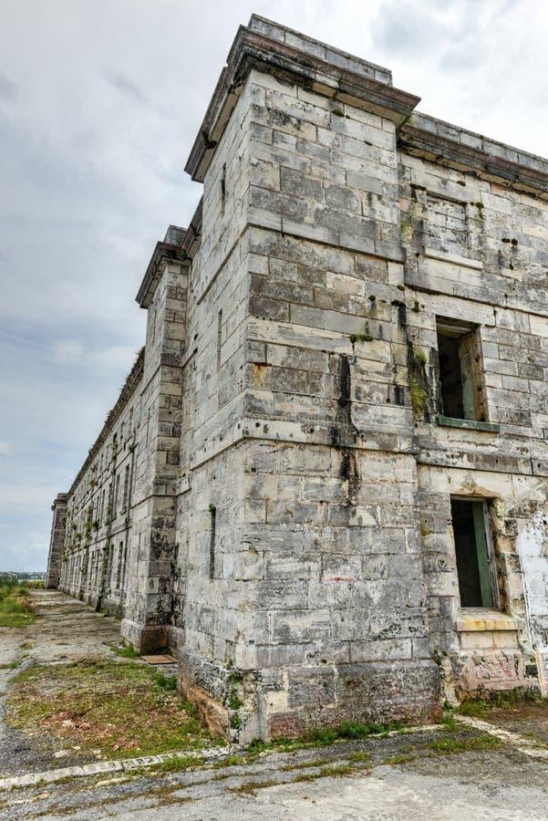 Chantier de construction navale royal de marine - Bermudes images stock