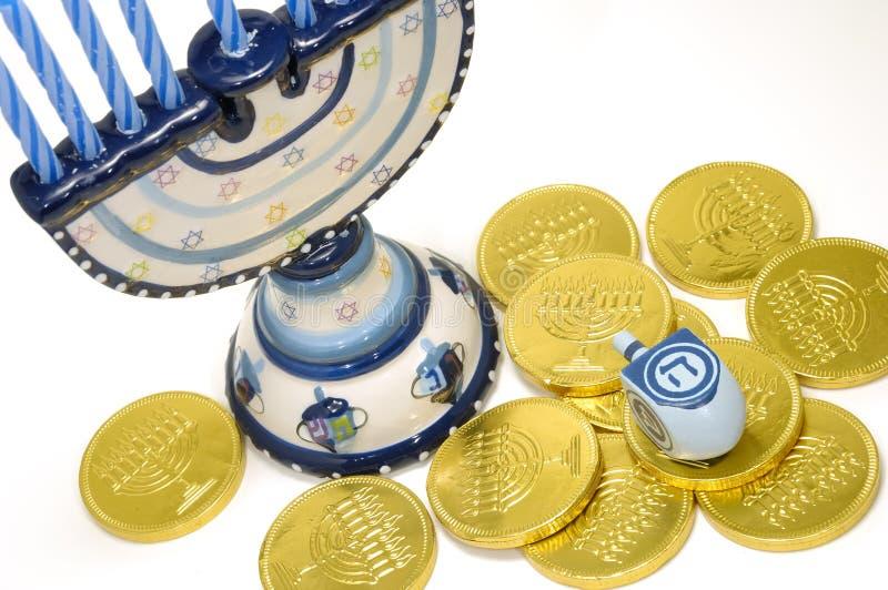 Chanukah fotografía de archivo libre de regalías
