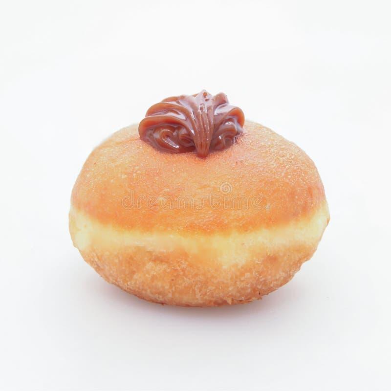 Chanukka-Donut lizenzfreies stockbild