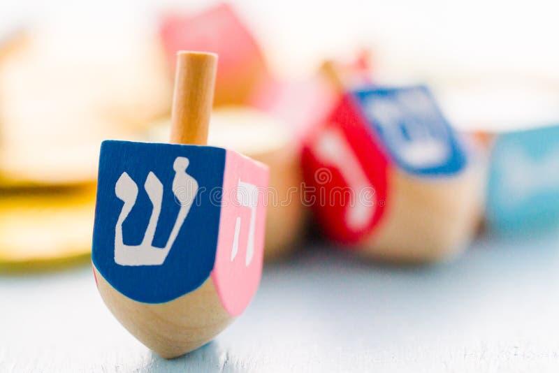 Chanukkah fotografering för bildbyråer