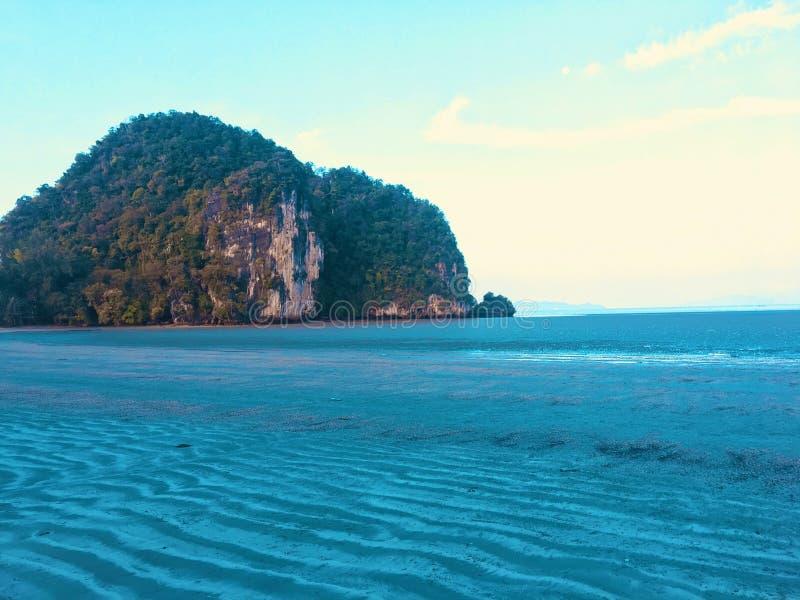 Chao Mai Beach royalty-vrije stock foto