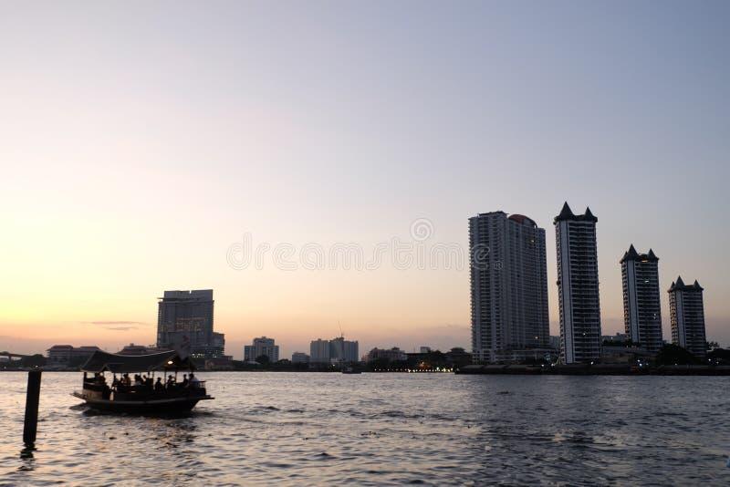 Chao Phraya fotografia de stock royalty free