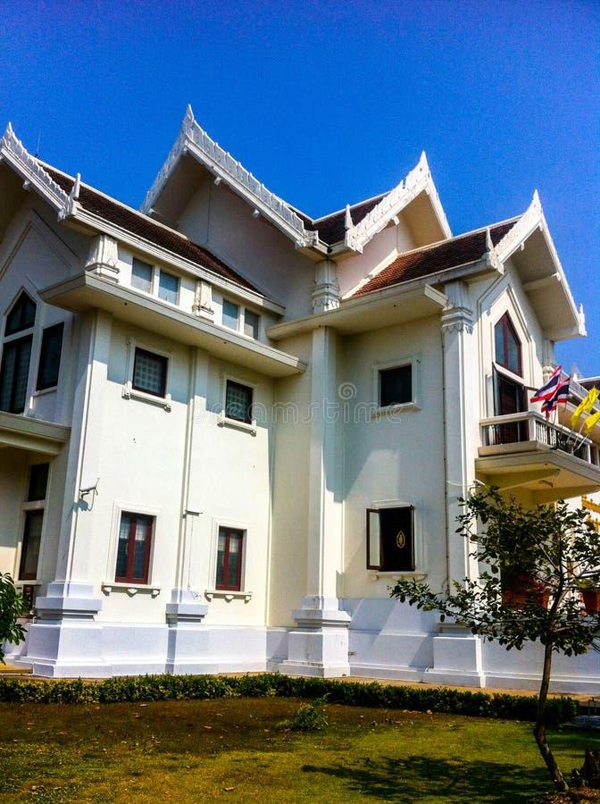 Chao Sam Phraya Museum image stock