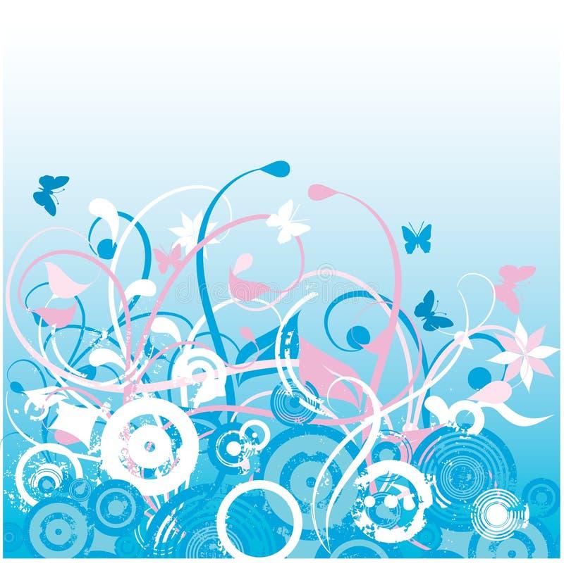 Download Chaotische Natur vektor abbildung. Illustration von embellish - 851093