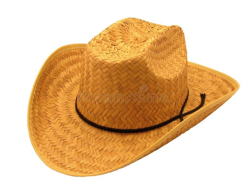 Download Chapéu de palha foto de stock. Imagem de cabeça, cowboy - 537622