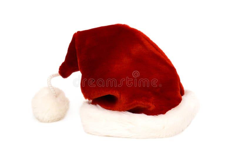 Chapéu de Santa fotos de stock