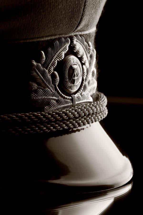 Chapéu de Stasi fotografia de stock