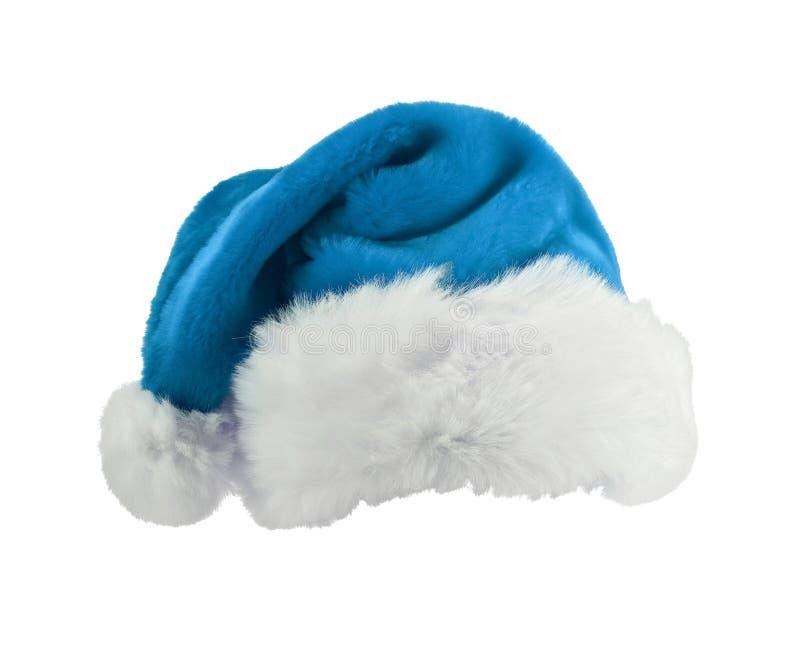 Chapéu do ajudante de Santa Claus fotografia de stock royalty free