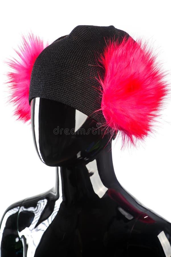 Chapéu do inverno foto de stock royalty free