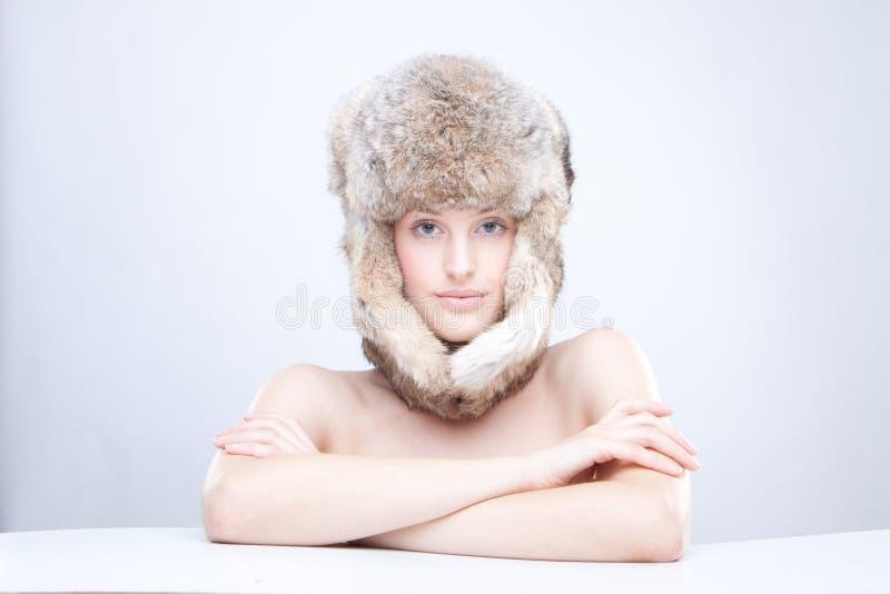 Chapéu do russo foto de stock