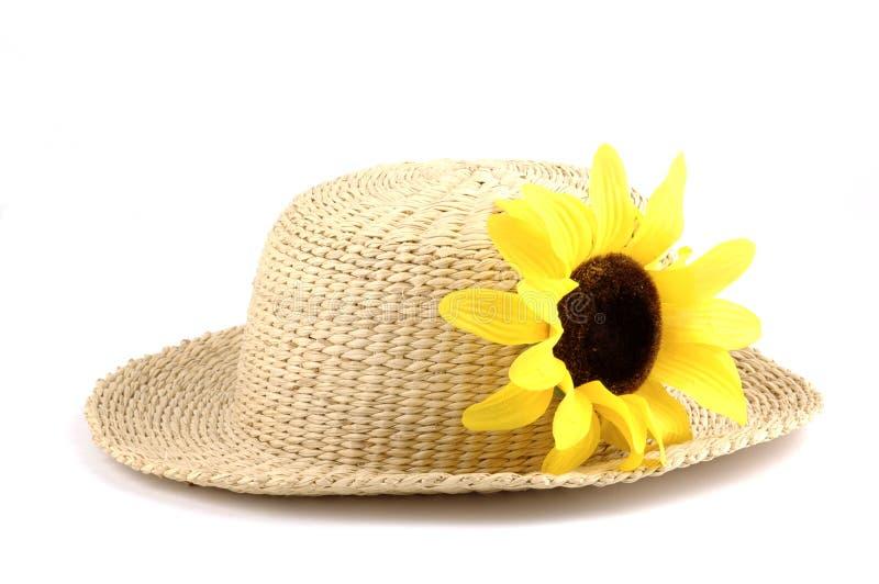 Chapéu do verão fotografia de stock