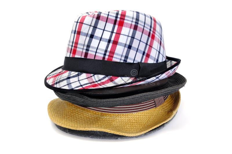 Chapéus imagem de stock