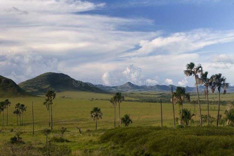 Chapada dos Veadeiros National Park royalty free stock image