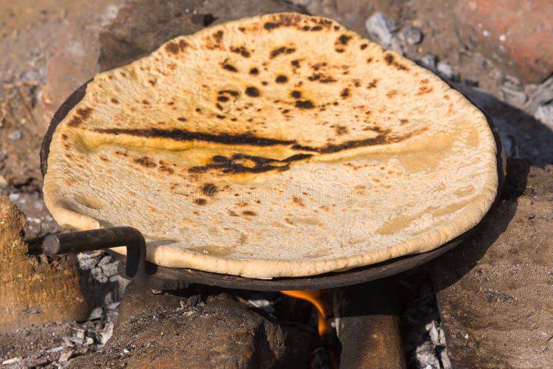 Chapati imagen de archivo libre de regalías