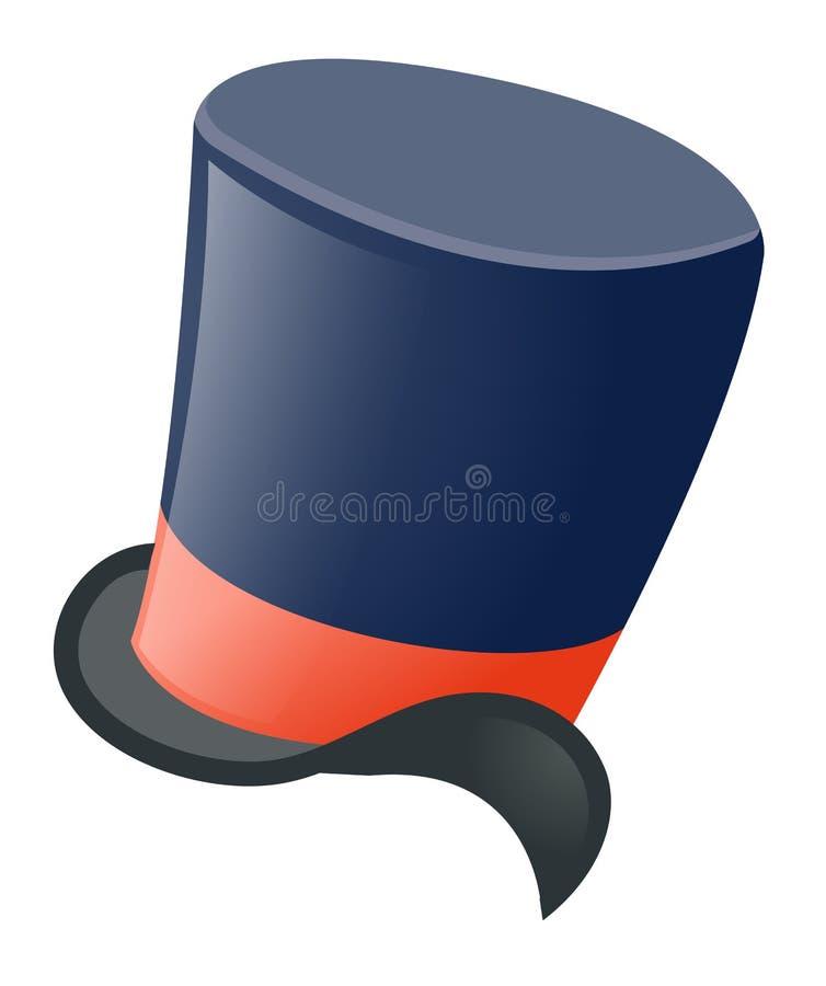 chapeau illustration de vecteur