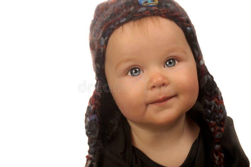 chapeau de bébé photo libre de droits