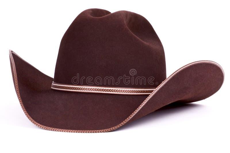 Chapeau de cowboy. image stock