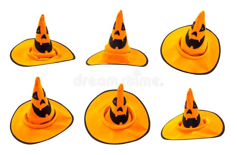 Chapeau de Halloween photos libres de droits