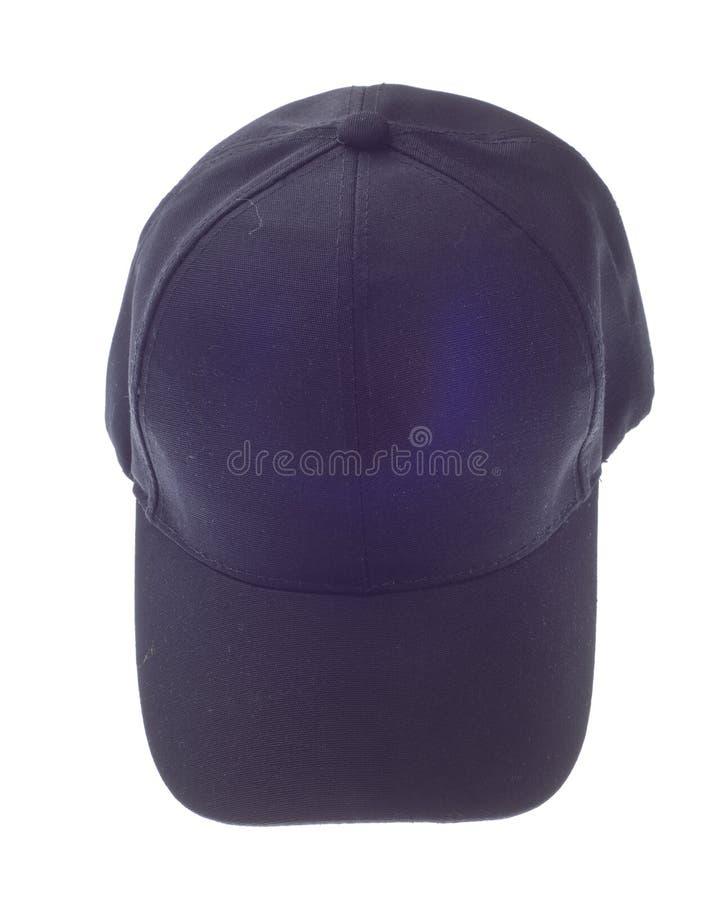 Chapeau de jockey sur le blanc image stock