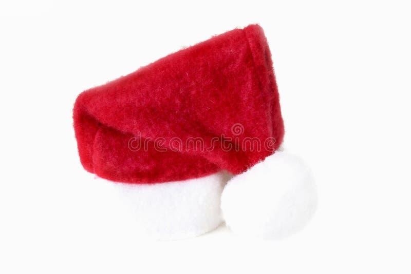 Chapeau de Santa photo libre de droits
