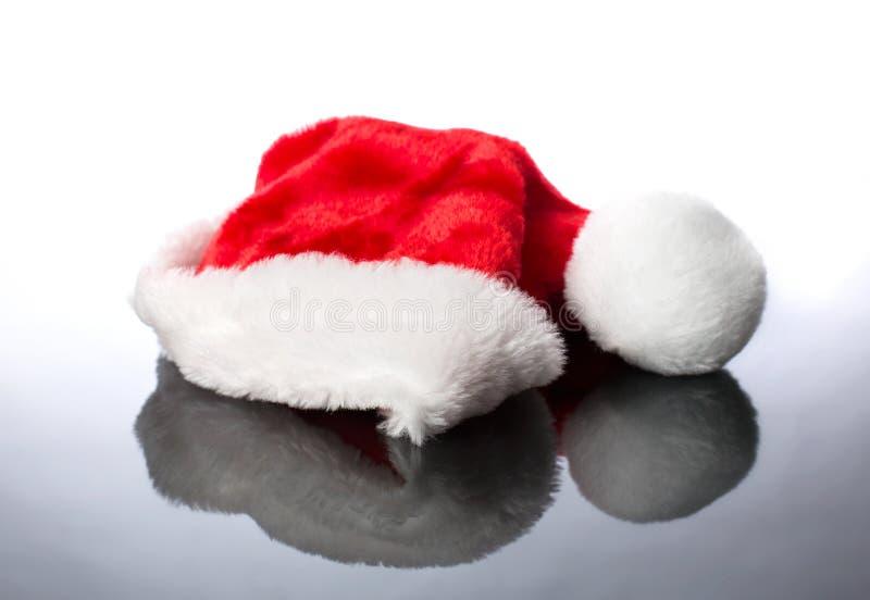 Chapeau de Santa Claus image libre de droits