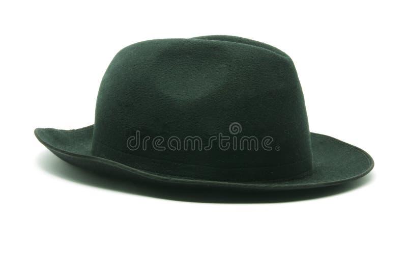 Chapeau noir images stock