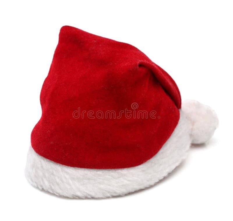 chapeau Santa de Claus photo libre de droits