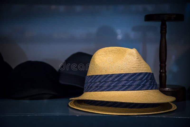 Chapeaux de chapeaux de chapeaux photo stock