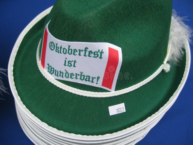 Chapeaux wunderbar d'IST d'Oktoberfest ! ! photo stock