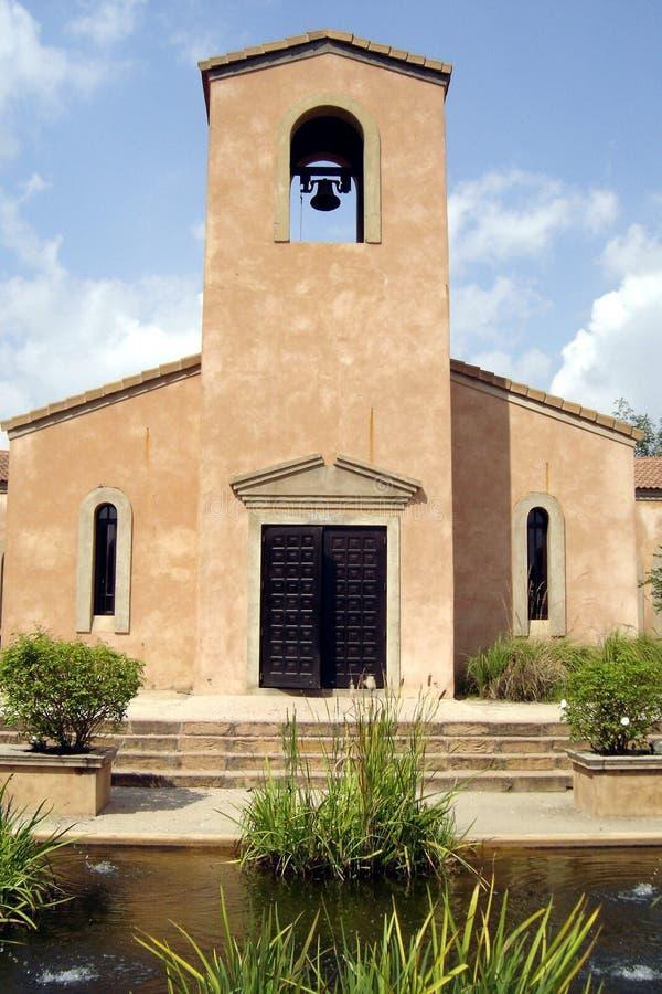 Chapel 01 stock photo