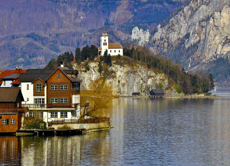 Download Chapel In Austria Stock Photo - Image: 13985710