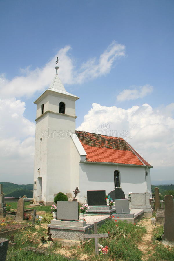 Chapel And Burial Ground