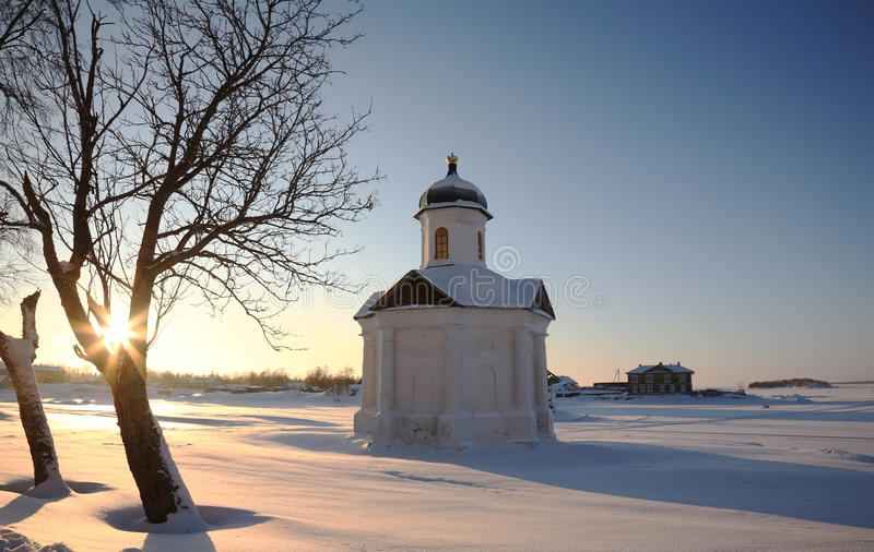 Download Chapel on a decline stock photo. Image of church, fortress - 15677194