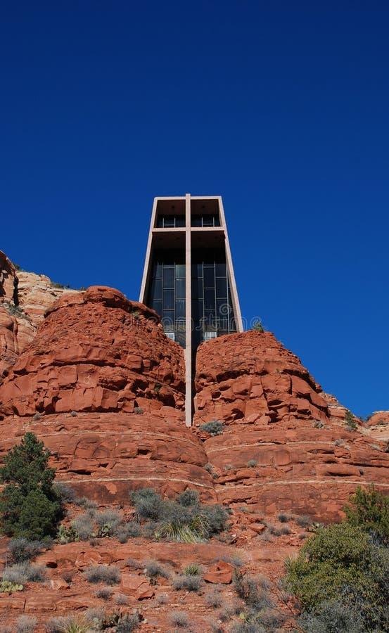 Download The Chapel Of The Holy Cross Near Sedona, Arizona Stock Photos - Image: 11886113