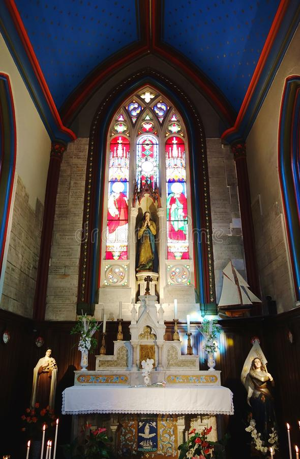 The Chapel of Our Lady of Good Hope stock photography
